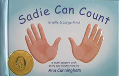 Sadie Can Count book cover